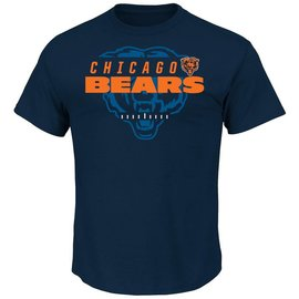 Majestic Chicago Bears Men's Of Great Value Short Sleeve Tee