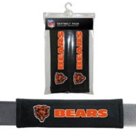 Chicago Bears Seat Belt Pads
