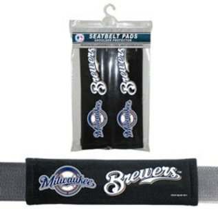 Fremont Die Milwaukee Brewers Seat Belt Pads