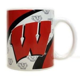 Wisconsin Badgers Vortex Coffee Cup