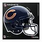 Chicago Bears Diecut Helmet Magnet