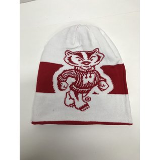Wisconsin Badgers Inverse Reversible Knit Hat