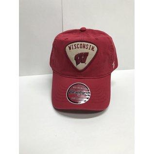 Wisconsin Badgers Strummer Adjustable Hat