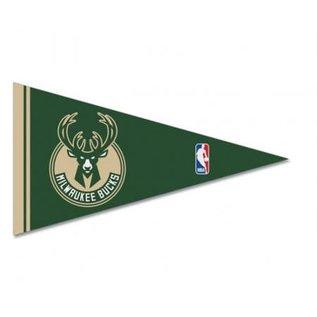 Milwaukee Bucks Felt Pennant Magnet