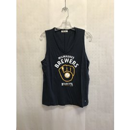 Milwaukee Brewers Women's Letter Tank Top
