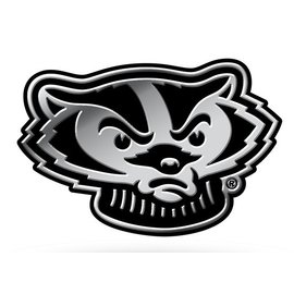 Wisconsin Badgers Molded Emblem