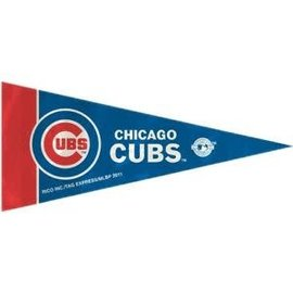 Chicago Cubs Mini Pennant