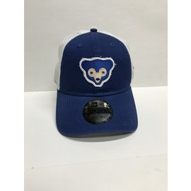 Chicago Cubs 9-40 1969 Logo Team Truckered Adjustable Hat