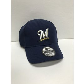 Milwaukee Brewers 9-20 M Logo My First 9-20 Youth Hat