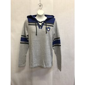 Milwaukee Brewers Women's Wrestle Lace Up Sweater