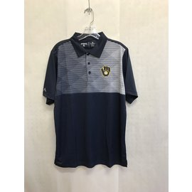 Milwaukee Brewers Men's Tactic Polo Shirt