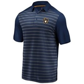 VF Imagewear Milwaukee Brewers Men's And Then Some Polo Shirt