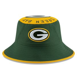 New Era Green Bay Packers Bold Bucket Hat