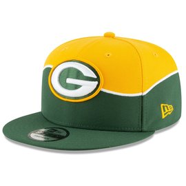 New Era Green Bay Packers 9-50 2019 Draft Hat