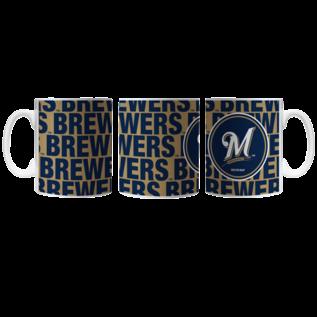 Milwaukee Brewers 11oz Bold Coffee Mug