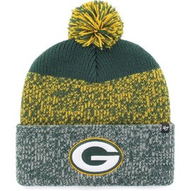 Green Bay Packers Static Cuff Knit Hat