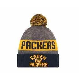 Green Bay Packers 16 Classic Sport Cuffed Knit Hat
