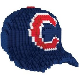 Forever Collectibles Chicago Cubs BRXLZ Baseball Cap