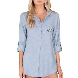 Green Bay Packers Women's Breakaway Long Sleeved Nightshirt