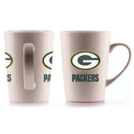 Duck House Green Bay Packers 18 Oz Bone China Mug