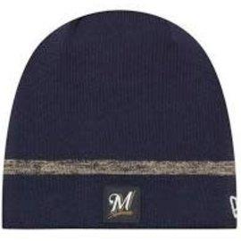 Milwaukee Brewers MLB19 Knit Hat