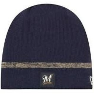 New Era Milwaukee Brewers MLB19 Knit Hat