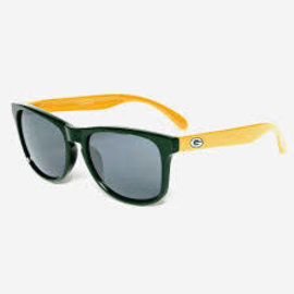 Forever Collectibles Green Bay Packers Two Color MVP Sunglasses