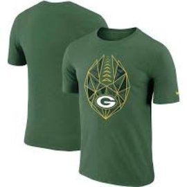 Nike Green Bay Packers Men's Icon Short Sleeve Tee