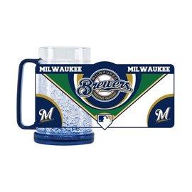 Milwaukee Brewers 16oz Freezer Mug