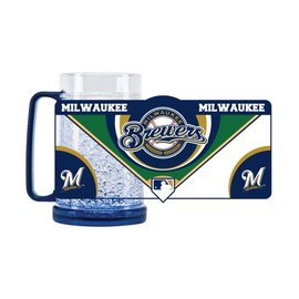 Milwaukee Brewers Freezer Mug