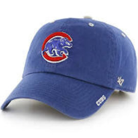 Chicago Cubs '47 Royal Ice Clean Up Adjustable Hat
