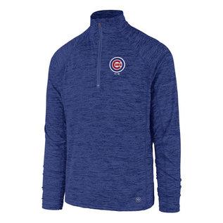 '47 Brand Chicago Cubs Men's Royal Impact 1/4 Zip