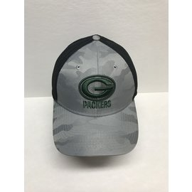 Green Bay Packers 39-30 Camo Front Neo Gray Hat