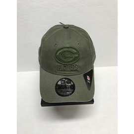 Green Bay Packers 9-20 Core Classic Tonal Adjustable Hat