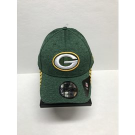 Green Bay Packers 9-40 M940 Visor Trim A3 Adjustable Hat