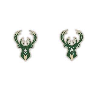 Milwaukee Bucks Post Earrings