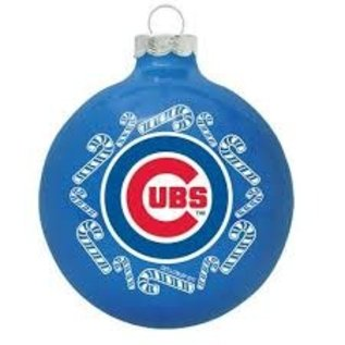 Boelter Brands LLC Chicago Cubs Round Ball Ornament