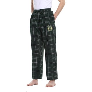 College Concepts LLC Milwaukee Bucks Men's Flannel Pants