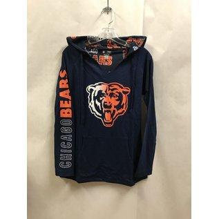 Chicago Bears Women's Sweep Hoodie