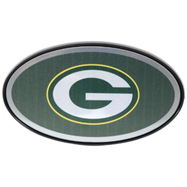 Green Bay Packers Plastic Hitch Cover