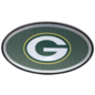 Great American Products, LTD Green Bay Packers Plastic Hitch Cover