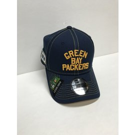 Green Bay Packers 2019 39-30 Acme Onfield Sideline Road Hat