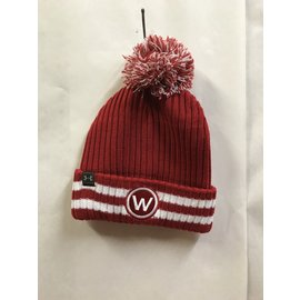 Wisconsin Badgers Under Armour Fundamental Beanie