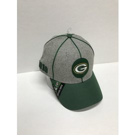 Green Bay Packers 2019 39-30 Onfield Sideline Home Hat