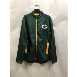 Green Bay Packers Men's Defender Mission Full Zip