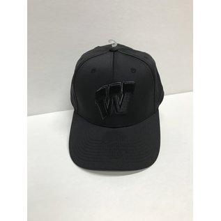 Wisconsin Badgers Obsidian Hat