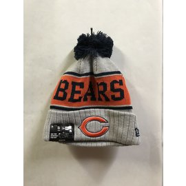 Chicago Bears Knitstripe A3 Knit Hat