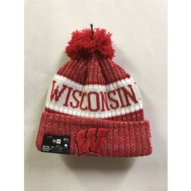 Wisconsin Badgers NE 18 Sport Knit Hat
