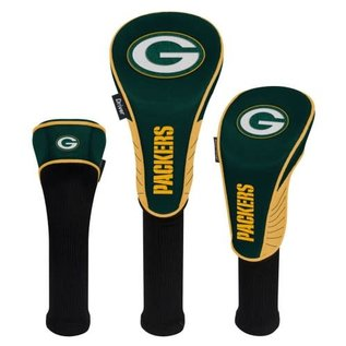 WinCraft, Inc. Green Bay Packers Green 3 Pack Headcovers