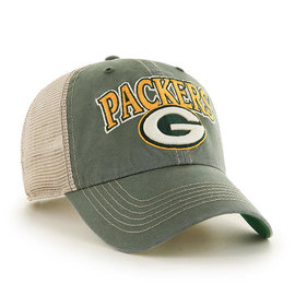Green Bay Packers Tuscaloosa Clean Up Adjustable Hat